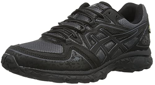 Asics women's walking shoes GEL-FUJIFREEZE G-TX Q371N Black Size: ...