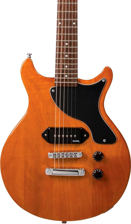 Hamer especial Junior guitarra eléctrica: Amazon.es: Instrumentos ...