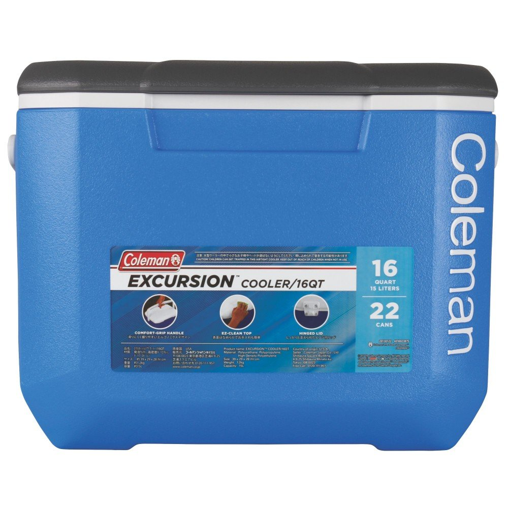 Coleman 16 Quart Excursion Cooler 3000001990