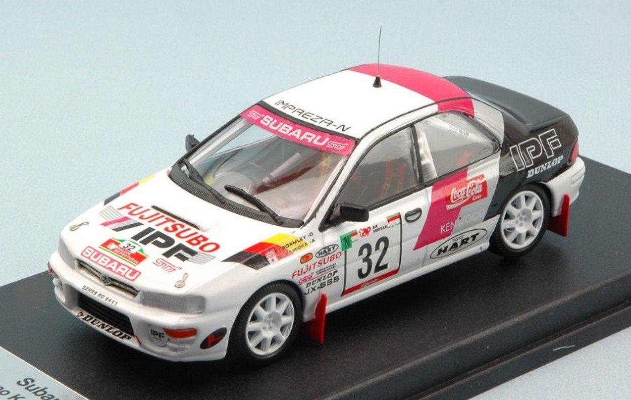 Trofeu TFRRAL41 Subaru Impreza N.32 Portugal Rally 1995 KAMIOKA-GORMLEY 1:43