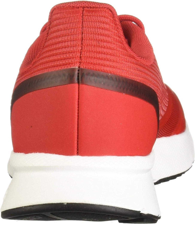 adidas Nova Flow, Scarpe da Corsa da Uomo Rosso Scarlet Ftwr White Core Black