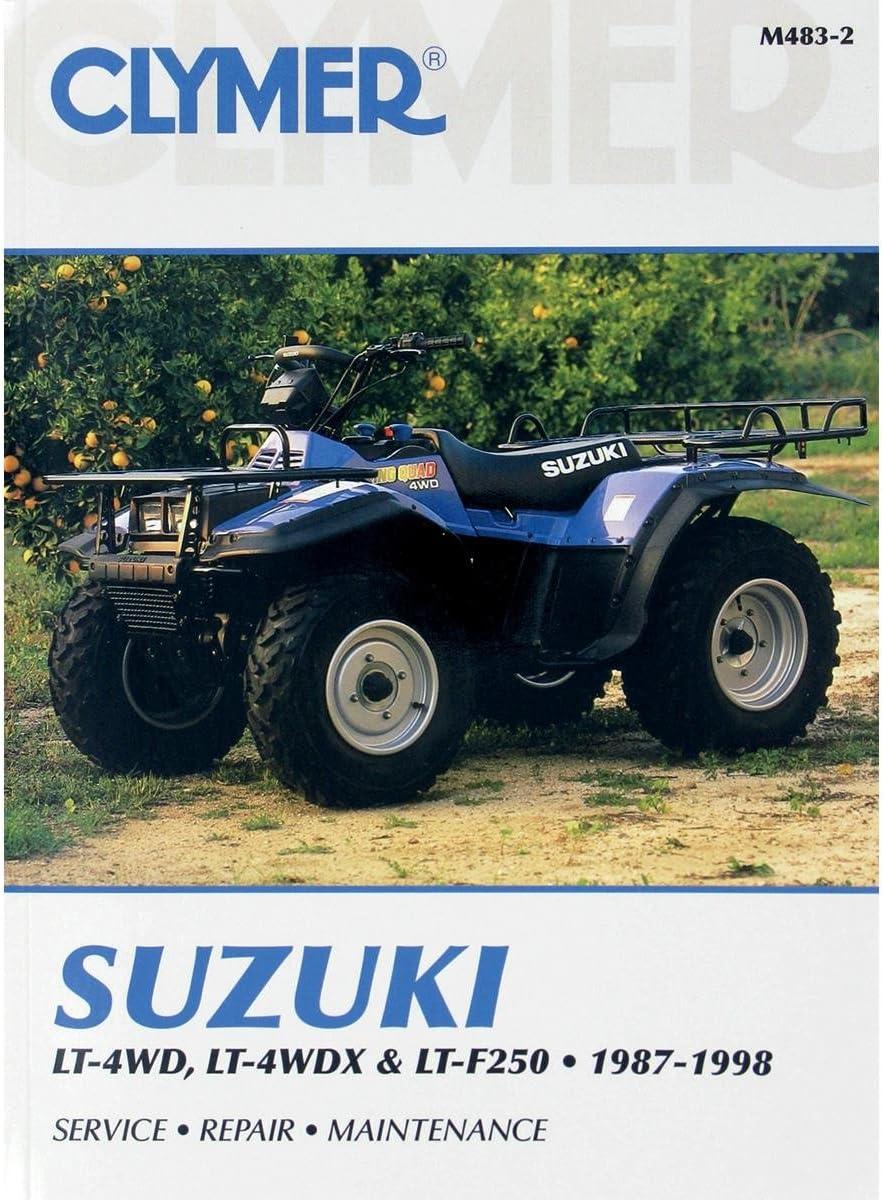 Quad, ATV & Trike Parts Suzuki LTF250 300 88-01 King Quad Runner ...