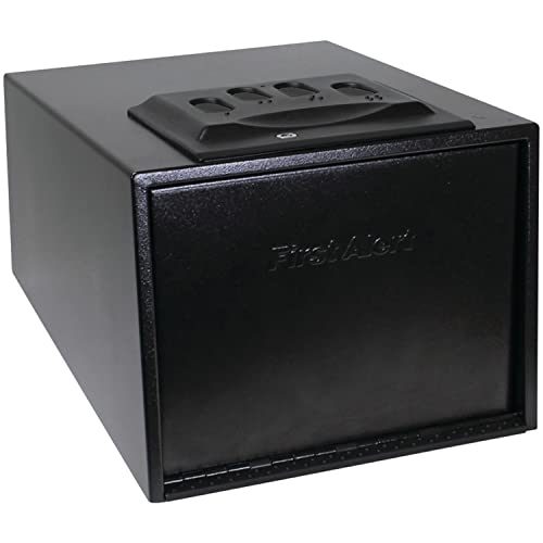 14. First Alert 5400DF Portable Pistol Safe