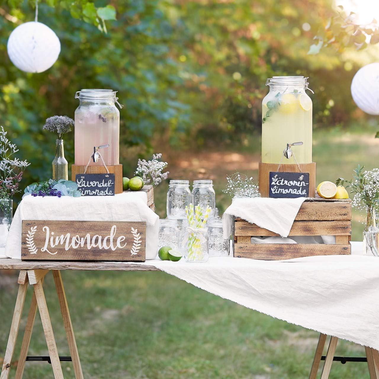 Getränkespender Hochzeit