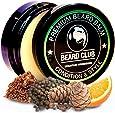Premium Qualitäts Balsam für den Bart | Mountain Woodsman (Holzfäller) Bartbalsam / Beard Balm | Natürlich und Organisch | Der beste Bart Conditioner & Weichmacher, um Ihren Bart zu formen und zu stylen, während Sie Bart Juckreiz & Flakes stoppen | Ideal für Haarpflege und Wachstum