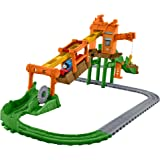 Thomas and Friends Misty Island Zipline, Multi Color