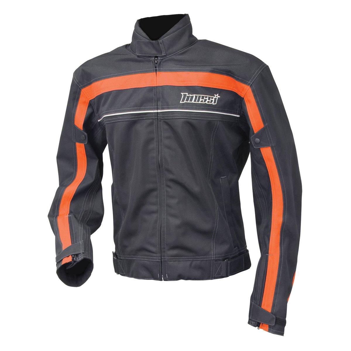 Mossi Jaunt Men's Jacket (Orange, Large)