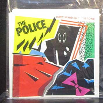 The Police - Don't Stand So Close To Me / A Sermon - 7