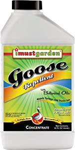 I Must Garden Goose Repellent Concentrate - 32oz (Geese, Turkey, Ducks)