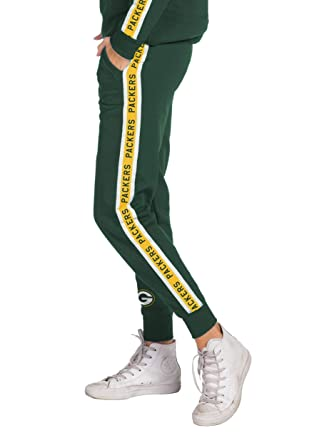 1ce13a3d Women's Hunter Green Green Bay Packers Fleece Joggers at Amazon ...