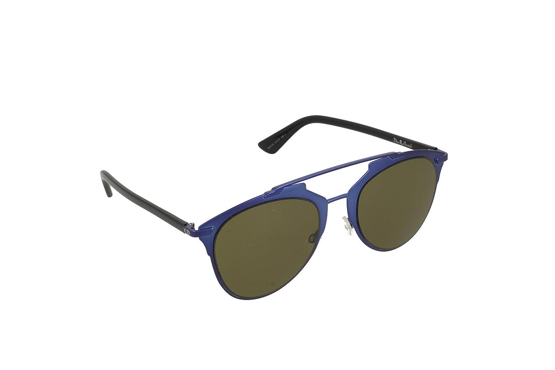 264d419c5c6408 Amazon.com  Dior Sunglasses Dior Reflected Sunglasses M2XA6 Blue Black  52mm  Dior  Clothing