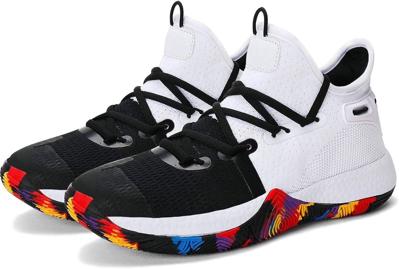 Zapatillas de Baloncesto Ni/ños Casual Zapatos Tenis Correr Sneakers para Ni/ño