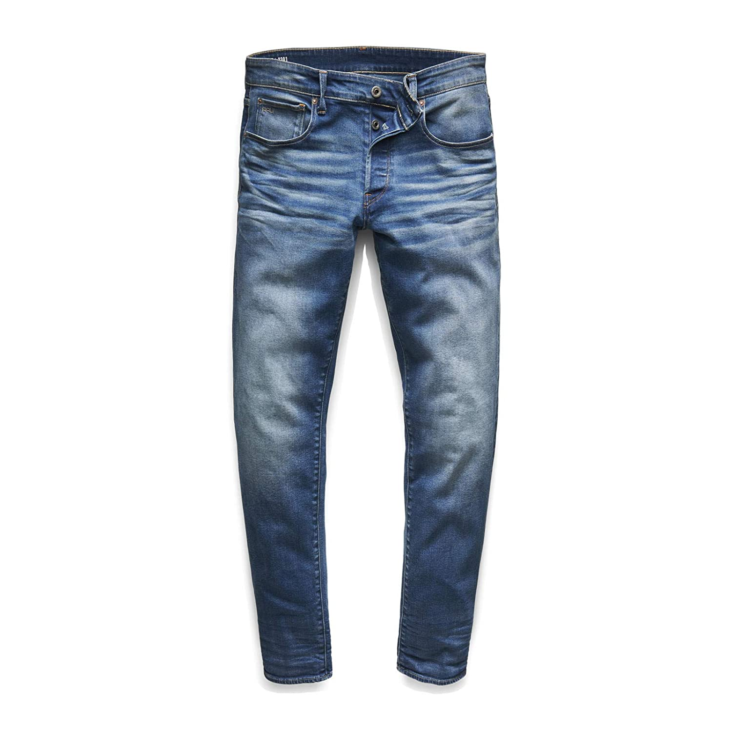 G-STAR RAW 3301 Straight Jeans para Hombre