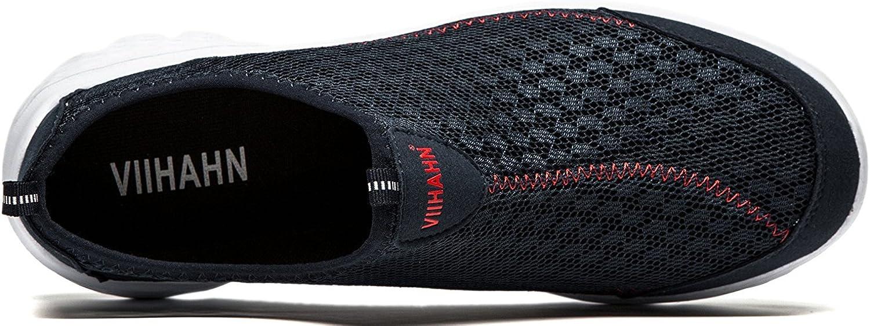 Hombre Zapatos Casuales Amortiguadores Zapatilla Deportiva Ligero Caminar Gimnasio Corriendo Malla Ligero Deporte Entrenadores