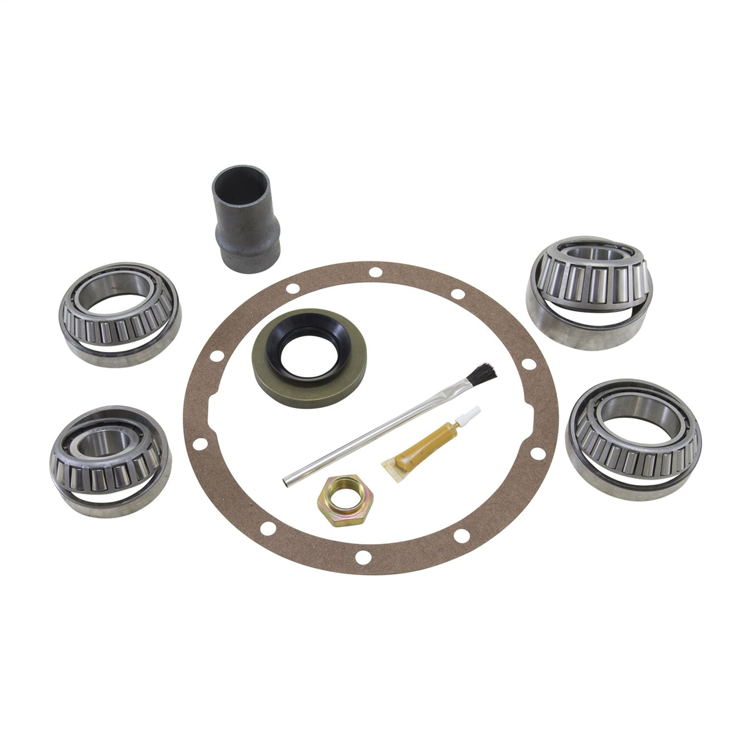 Yukon (BK T8-A) Bearing Installation Kit for Toyota 8 Differential with Aftermarket Ring and Pinion Yukon Gear