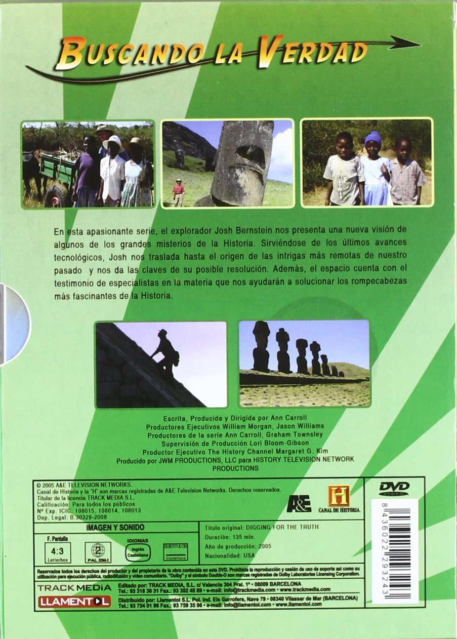 Amazon.com: Pack Buscando La Verdad Vol. 3 (Import Movie) (European Format - Zone 2) (2008) Varios: Movies & TV