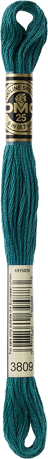 DMC 117-3809 Mouline Max 83% OFF Cheap mail order sales Stranded Cotton Six Strand Embroidery Floss