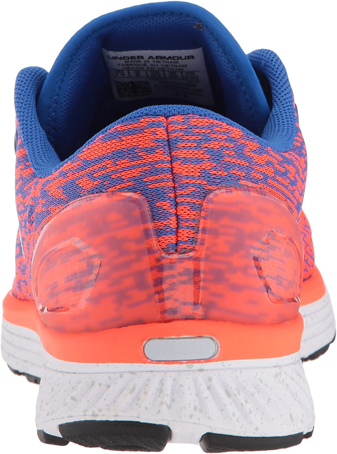Under Armour Kids Girls Grade School Charged Bandit3 Ombre Sneaker