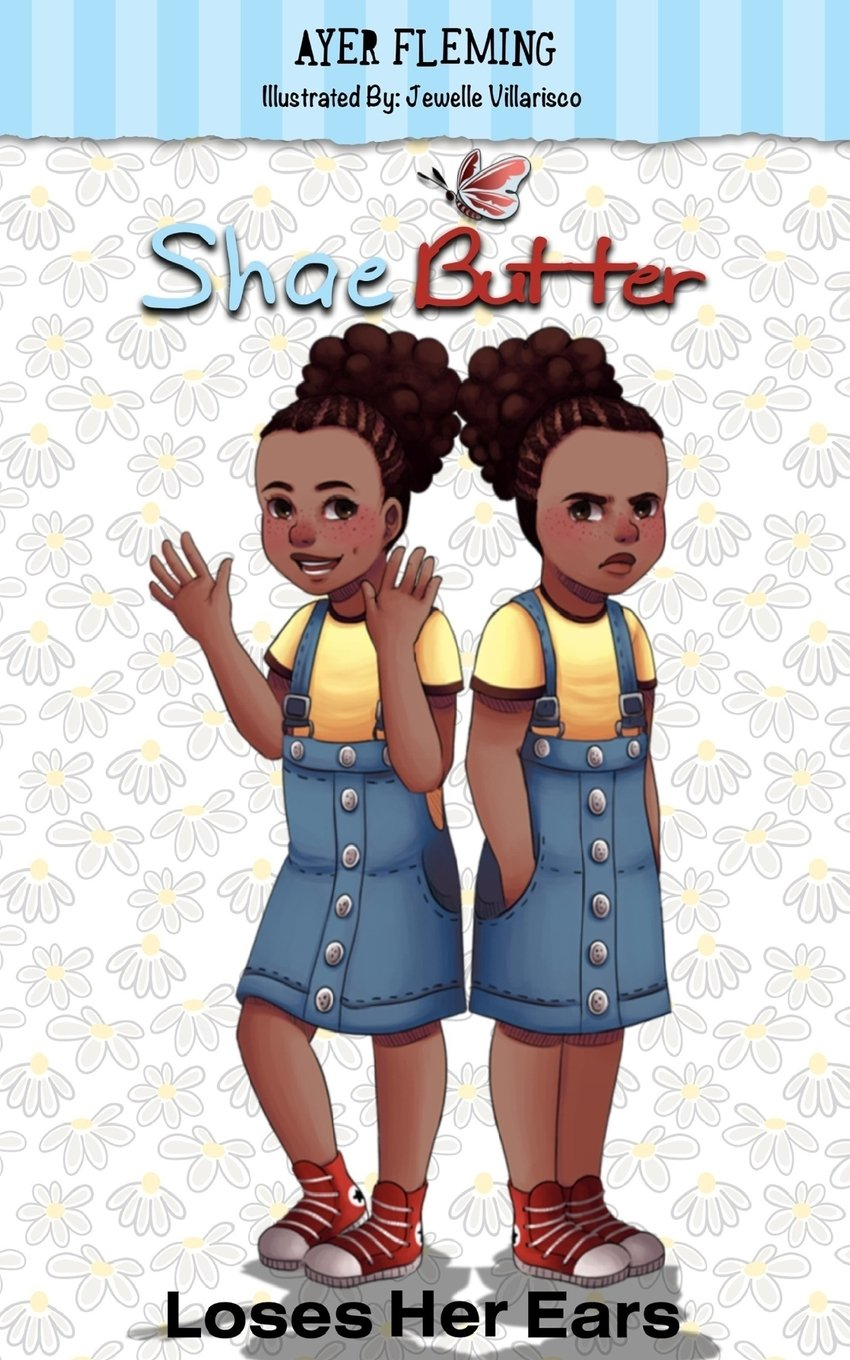 Shae Butter Loses Her Ears (Volume 1) ebook