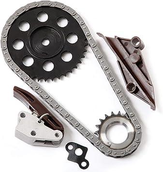 CCIYU Timing Part 94172S Timing Chain Tensioner Guide Damper Cam Gear fits 1990 1991 1992 1993 1994 Ford Aerostar Explorer Ranger 1994 Mazda B4000 1991 1992 Mazda Navajo Dx