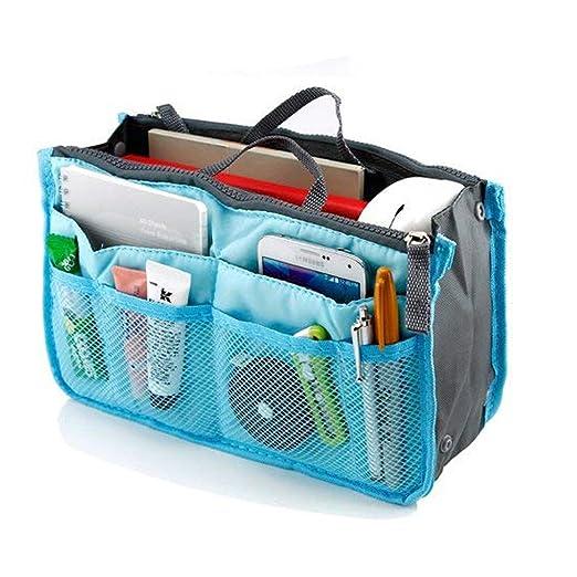 SUAVER Multi Funktions Handtasche Organizer Tasche