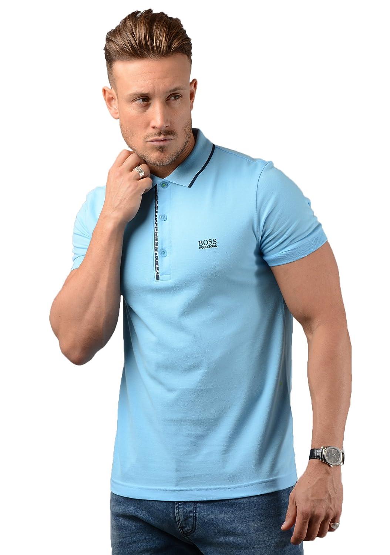 BOSS Hugo Polo - Hombre Paule 4 Polo En Azul - Azul, XXX-Large ...
