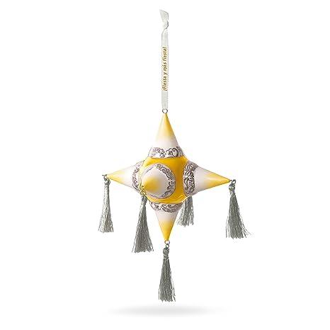 ef25cf82f9b20 Hallmark Keepsake 2017 ¡Fiesta y Más Fiesta! Piñata Dated Porcelain Christmas  Ornament  Amazon.ca  Home   Kitchen
