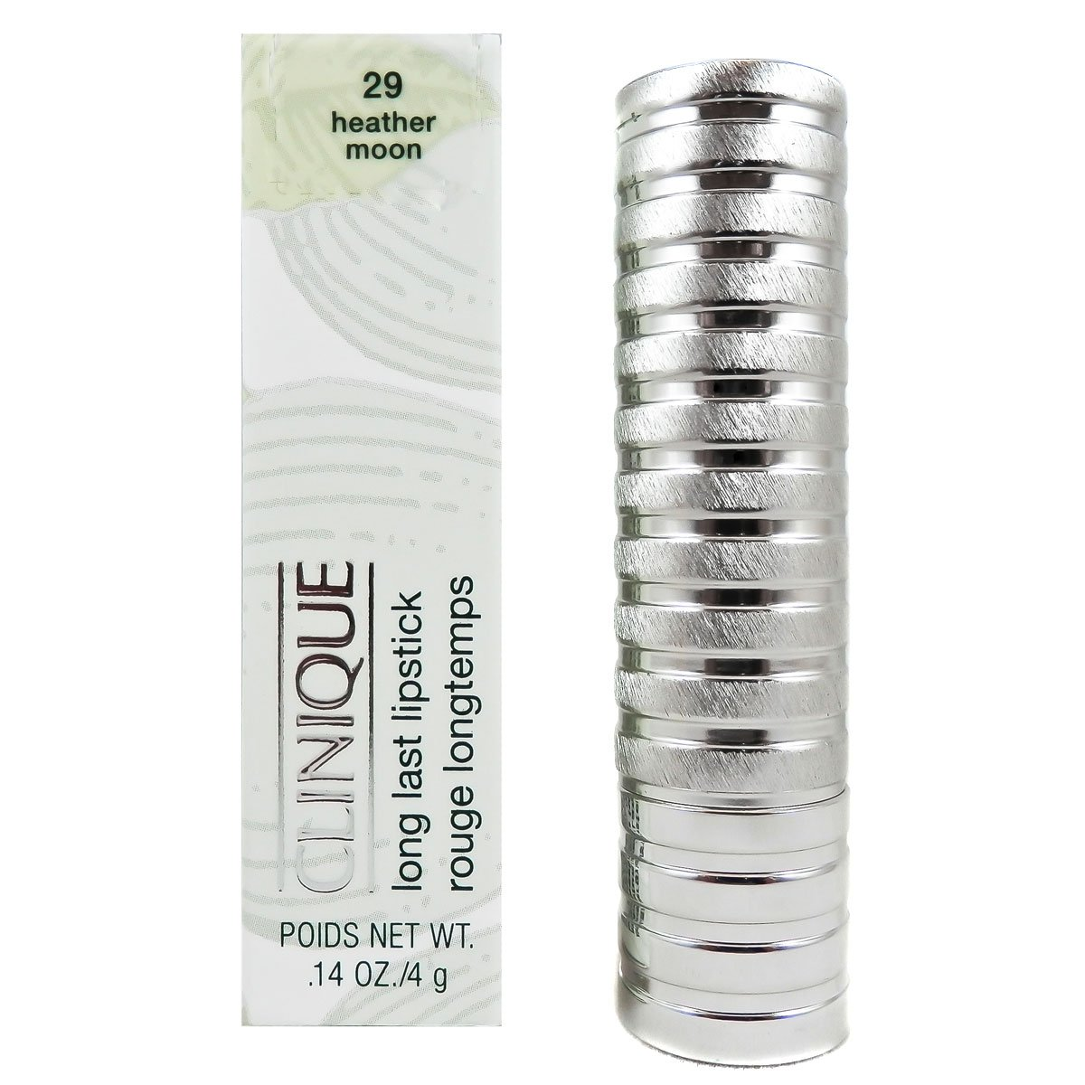 Clinique Long Last Soft Shine Lipstick LL-29 Heather Moon