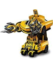 Nikko - Autobot Bumblebee, robot radiocontrol (920011A)