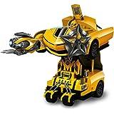 Nikko Transformers R/C Bumblebee Transforming