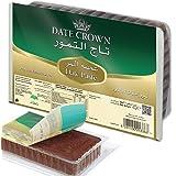 デーツクラウン デーツ ペースト 1kg (ナツメヤシ/パン 製菓 業務用 / 100% 天然/無添加/ラード 砂糖 不使用/非遺伝子組換え)