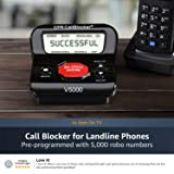 CPR V5000 Call Blocker for Landline Phones