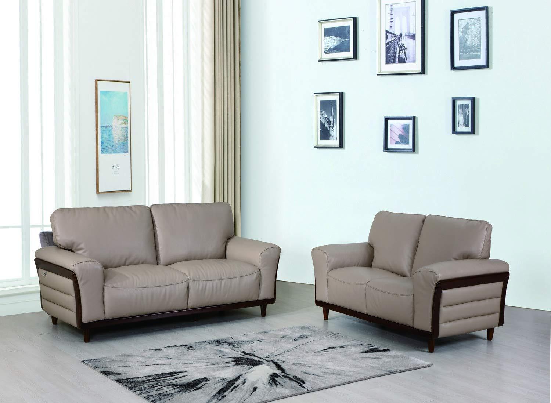 Sensational Amazon Com Blackjack Furniture 756 Beige 2Pc Montgomery Top Squirreltailoven Fun Painted Chair Ideas Images Squirreltailovenorg