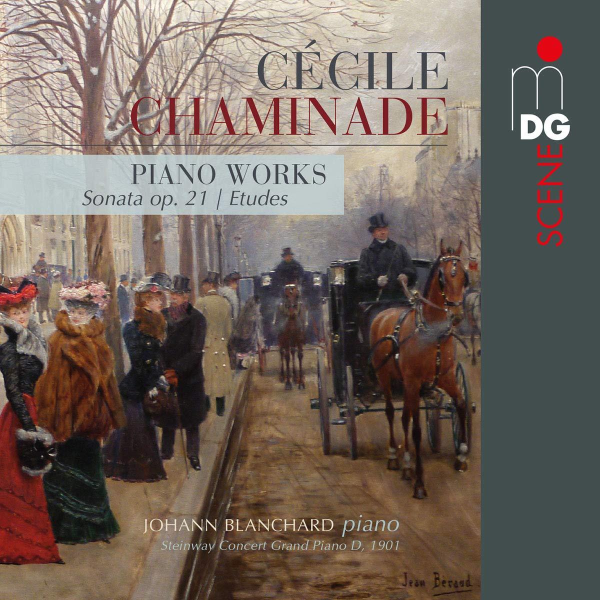 Chaminade: Sonate Op. 21 Souvenirs 5 online shopping popular Etudes