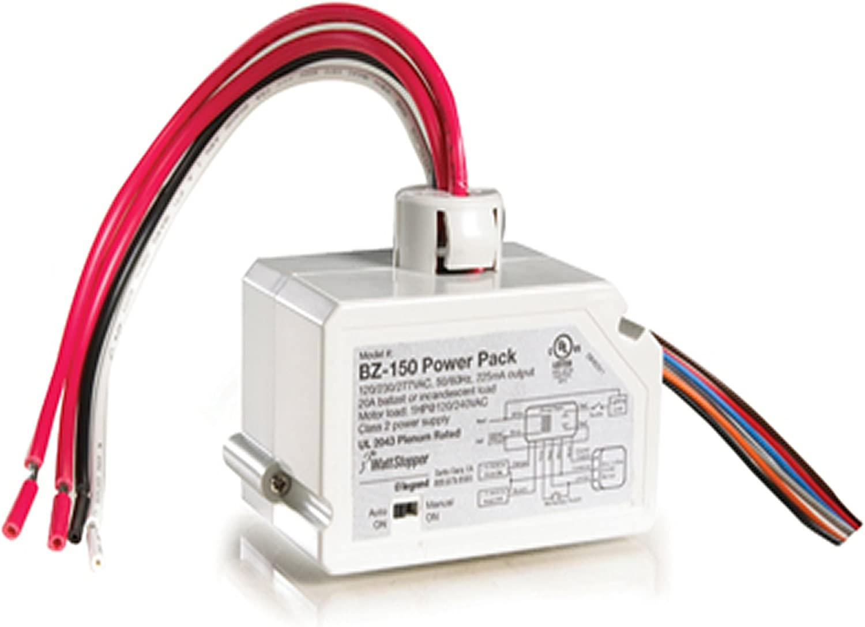 225mA Output Legrand BZ-150  WattStopper Power Pack 120//277V 50//60Hz