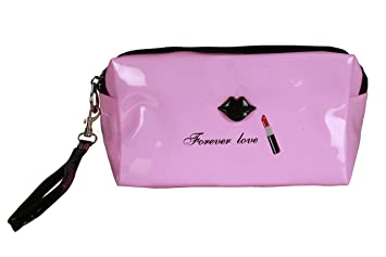 fbd5958c86e Buy FabSeasons Small Handy Toiletry Cosmetic Makeup Bag Pouch for Women