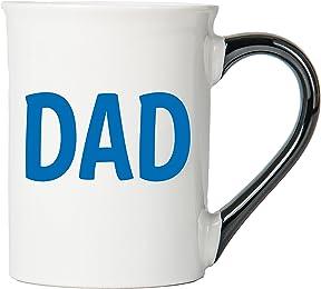 Dad Mug, Dad Coffee Cup, Ceramic Dad Mug, Father's Day Gift By Tumbleweed