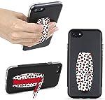 Gear Beast Universal Cell Phone Grip - Ultra Slim Elastic Finger
