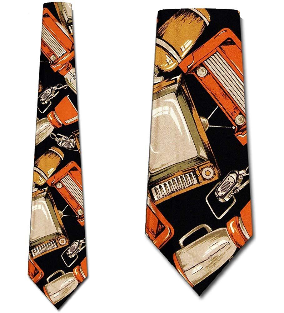 Corbata De Hombre Corbata,Años 50 Corbatas Corbatas Vintage De ...