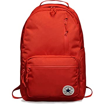 c6798418282 Amazon.com | Converse All Star Go Backpack Solid Colors, Red One ...