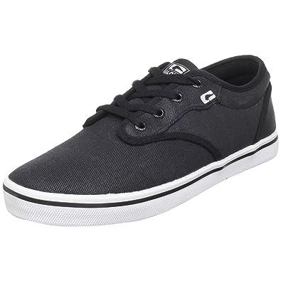 Globe Men's Motley Skate Shoe,Black/Waxed,10.5 ...