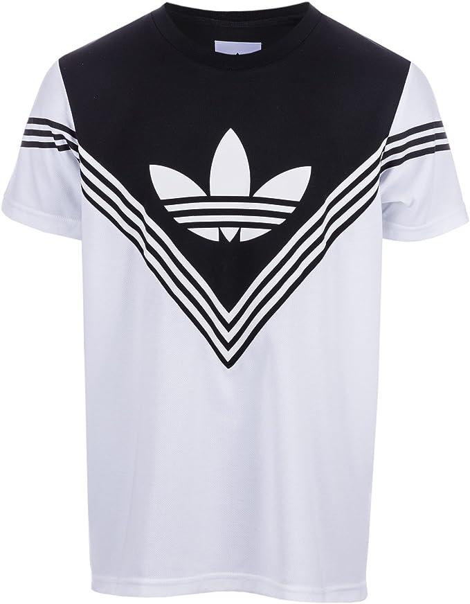 adidas Originals T Shirt WM Football pour Homme: adidas