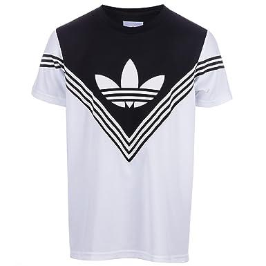 magasin en ligne 2221f a2426 adidas Originals T-Shirt WM Football pour Homme: adidas ...