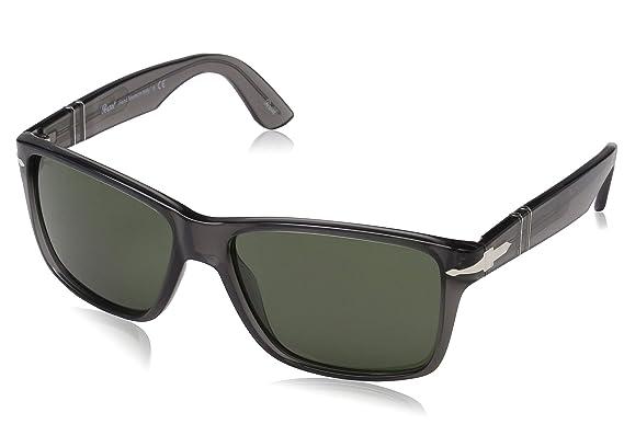 Persol 0Po3195S 105031 58, Gafas de Sol para Hombre, Gris ...