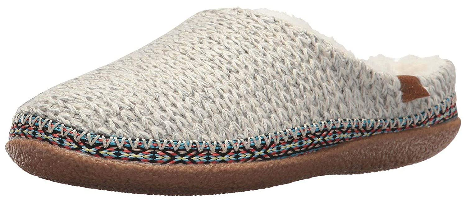 58dbe0272f1 TOMS Ivy Birch Sweater Knit Womens Slippers Shoes  Amazon.co.uk  Shoes    Bags