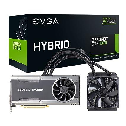EVGA 08 G-P4 - 6278-kr NVIDIA GeForce GTX 1070 8 GB GDDR5 VR Listo ...