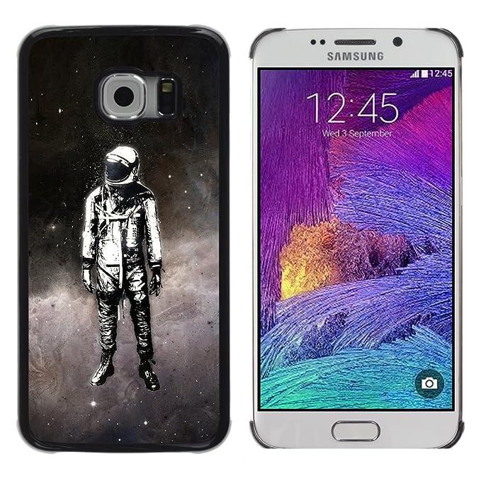 Carcasa de plástico funda     Samsung Galaxy S6 EDGE ...