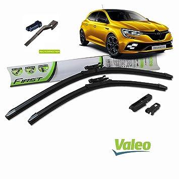 Valeo_group Valeo Juego de 2 escobillas de limpiaparabrisas Especiales para Renault Megane: Amazon.es: Coche y moto