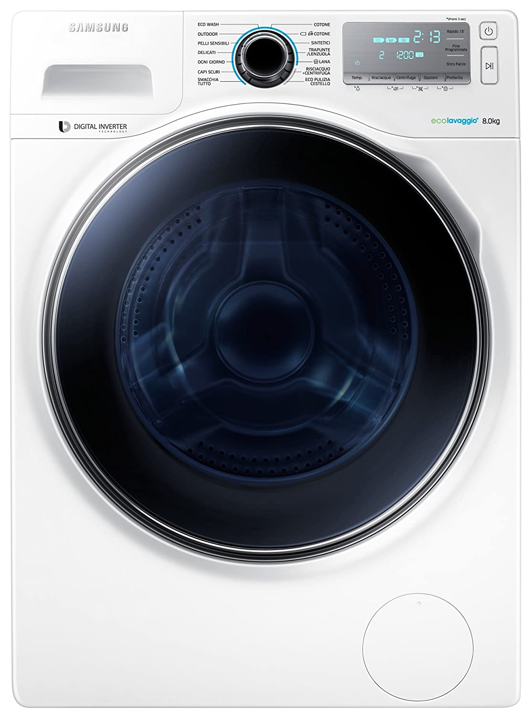 Samsung WW80H7400EW Independiente Carga frontal 8kg 1400RPM A+++ ...