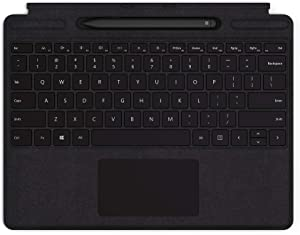New Microsoft Surface Pro X Signature Keyboard with Slim Pen